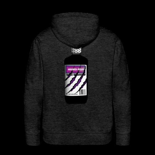 Codeine syrup - Sweat-shirt à capuche Premium pour hommes