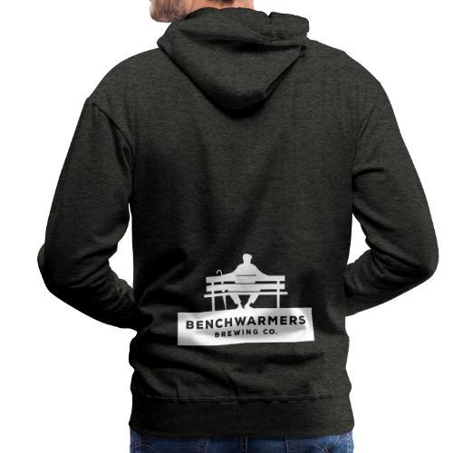 Benchwarmers logo - Premiumluvtröja herr