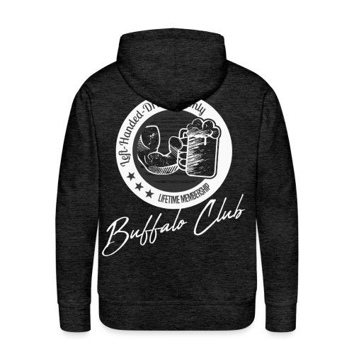 Buffalo Club Strong Arm - Men's Premium Hoodie