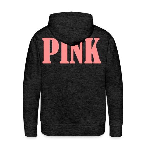 PINK - Männer Premium Hoodie