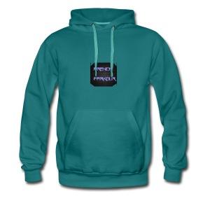 FrenchParkour - Sweat-shirt à capuche Premium pour hommes