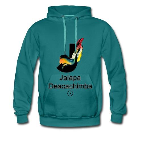 Jalapa Deacachimba - Sudadera con capucha premium para hombre