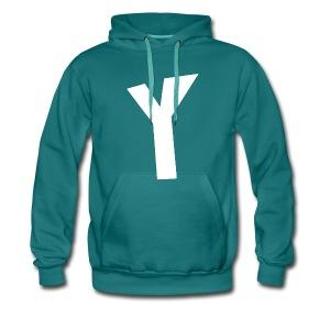 vest YIRCO - Mannen Premium hoodie