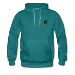 OFFICIAL ITZMANZEY (TOPS AND HOODIES) - Men's Premium Hoodie