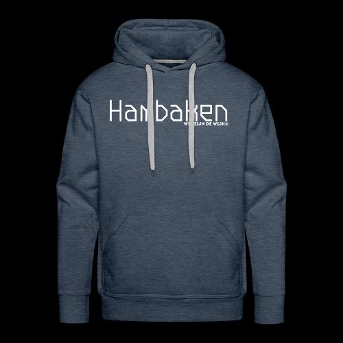Hambaken Plasmatic Regular - Mannen Premium hoodie
