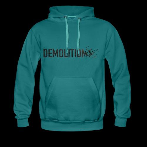 Demolitio... - Men's Premium Hoodie