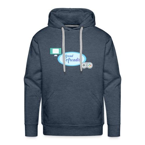 DreadChannel - Sweat-shirt à capuche Premium pour hommes
