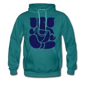 Oliie Bollie Ollie - Mannen Premium hoodie