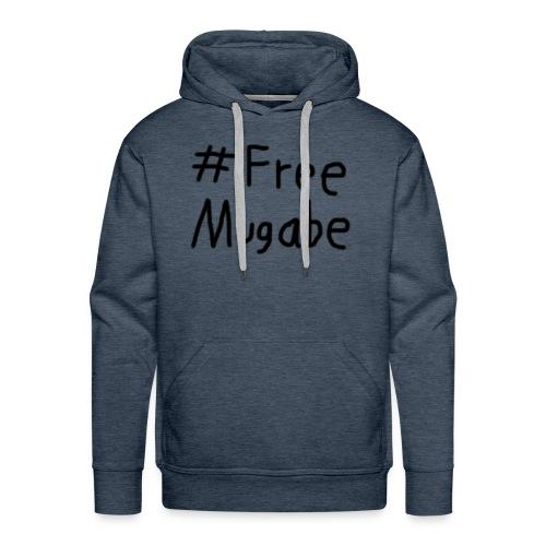 Free Mugabe - Männer Premium Hoodie
