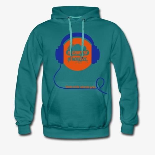 DJ Gewitter Basic 2.0 - Männer Premium Hoodie