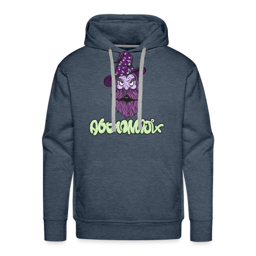 Wizard Purple - Men's Premium Hoodie
