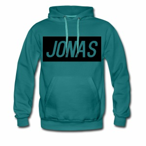 Jonas-Merch - Premium hettegenser for menn