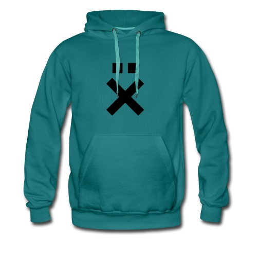 X Smylie - Männer Premium Hoodie