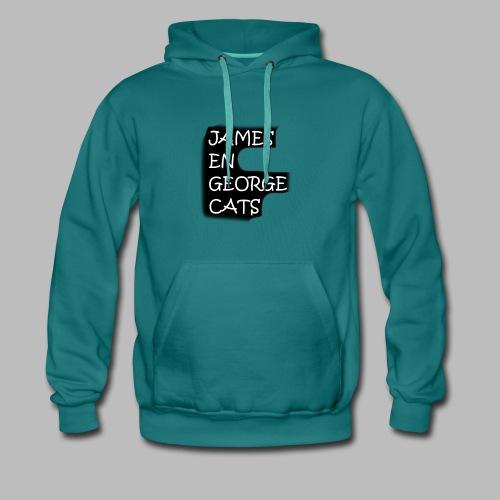James en George (Limited Edition!) - Mannen Premium hoodie
