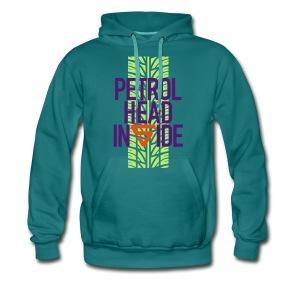 Petrolhead inside - Sweat-shirt à capuche Premium pour hommes
