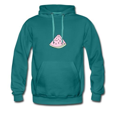 tumblr watermelon - Men's Premium Hoodie