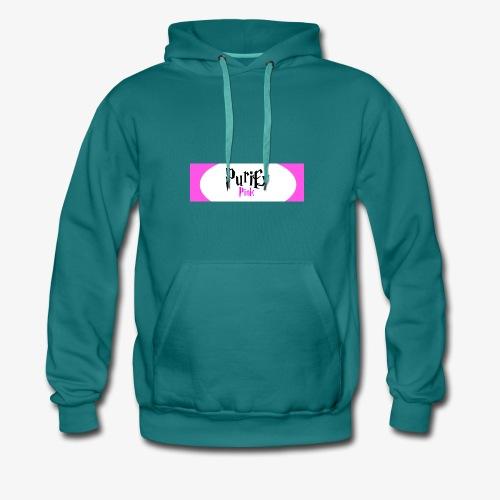 PurifyFree - Sweat-shirt à capuche Premium pour hommes