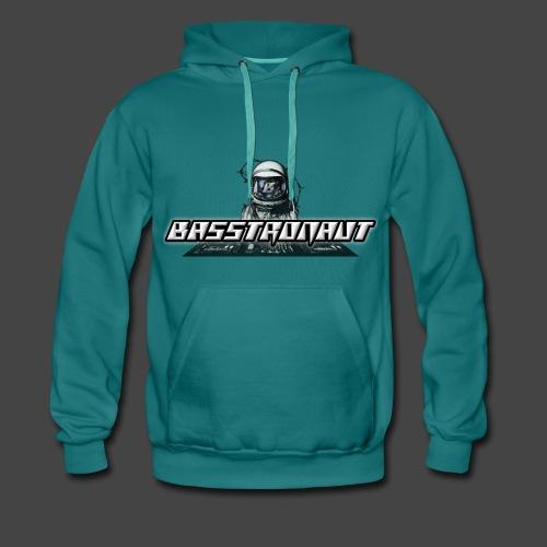 Bassphemie - Basstronaut Logo - Männer Premium Hoodie
