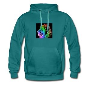 Sodrop lion - Mannen Premium hoodie