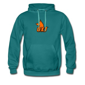Fox~ Design - Men's Premium Hoodie