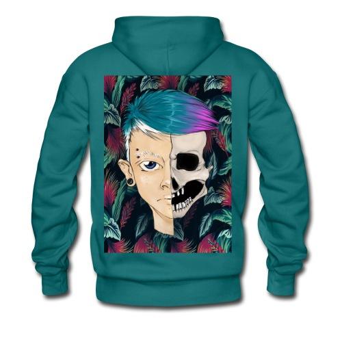 Skullboy - Premium hettegenser for menn