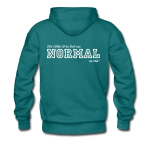 NORMAL - Männer Premium Hoodie