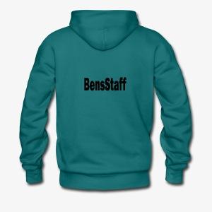 bensStaff - Mannen Premium hoodie
