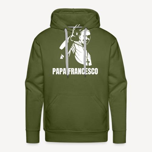 Papa Francesco Alè - Men's Premium Hoodie