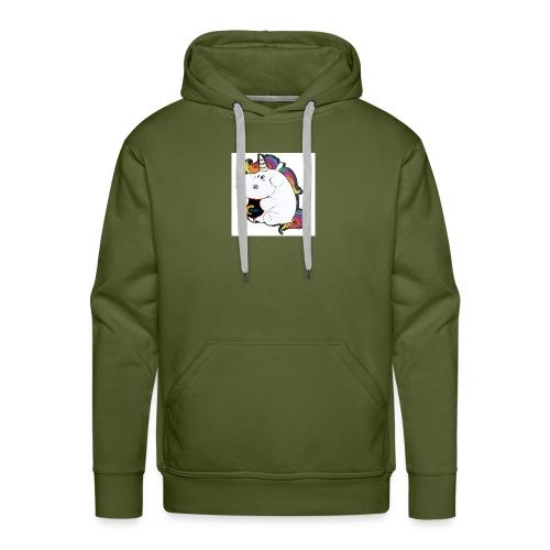 MIK Einhorn - Männer Premium Hoodie