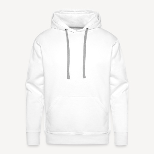 AND WITH YOUR SPIRIT - Men's Premium Hoodie