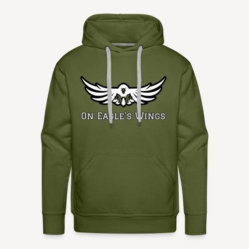 ON EAGLES WINGS - Men's Premium Hoodie