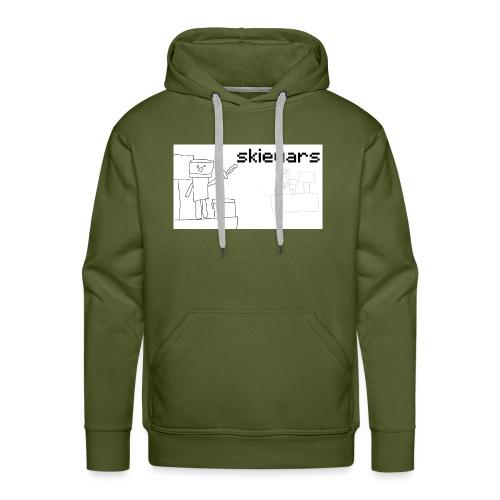 SKIEWARS - Mannen Premium hoodie