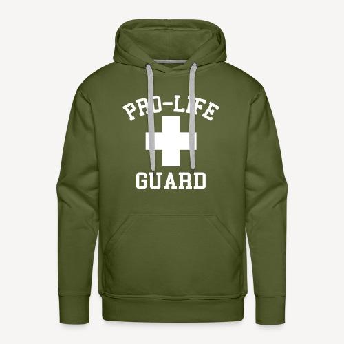 PRO-LIFE GUARD - Men's Premium Hoodie