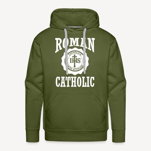 ROMAN CATHOLIC - Men's Premium Hoodie