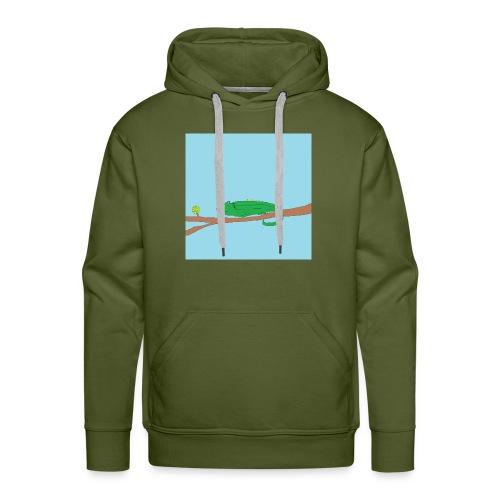 Kameleron - Mannen Premium hoodie