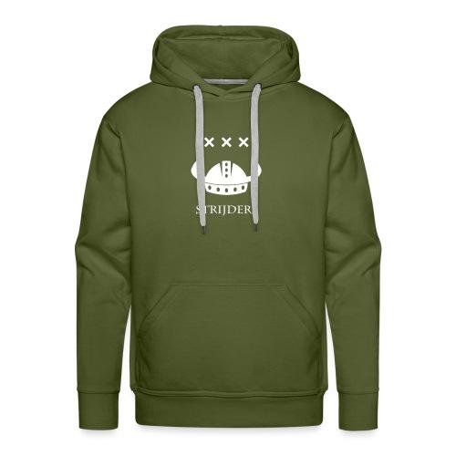 Strijders Original Design - Mannen Premium hoodie