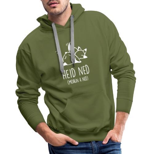 Vorschau: Heid ned - Männer Premium Hoodie