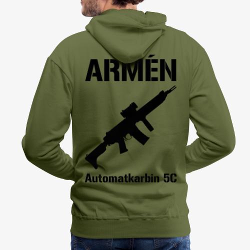 ARMÈN - Ak 5C - Premiumluvtröja herr