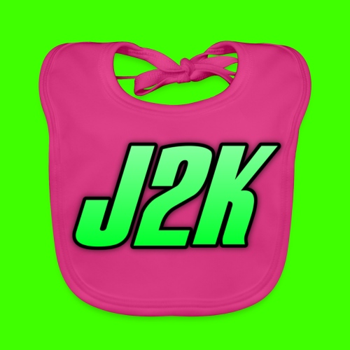 official J2K Day 1 Edition - Baby Organic Bib