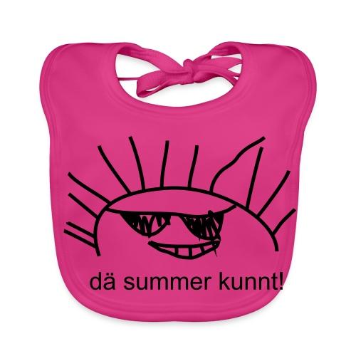 Summer - Baby Bio-Lätzchen
