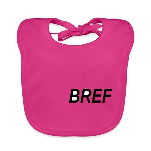 BREF - Bavoir bio Bébé