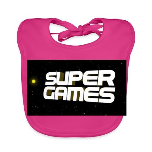 #SuperGames - Baby Bio-Lätzchen