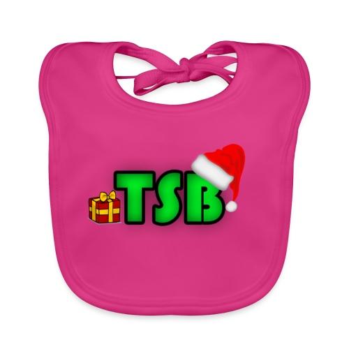 logo - Baby Organic Bib