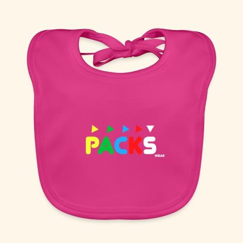 PACKSwear Hoodie - Baby økologisk hagesmæk