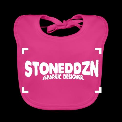 Da ist das YouTube Logo von StonedDzn - Baby Bio-Lätzchen