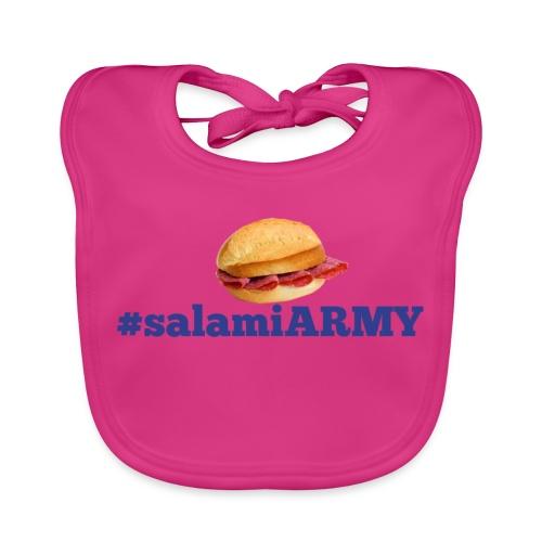 SalamiiArmy SportMerch - Baby Bio-Lätzchen