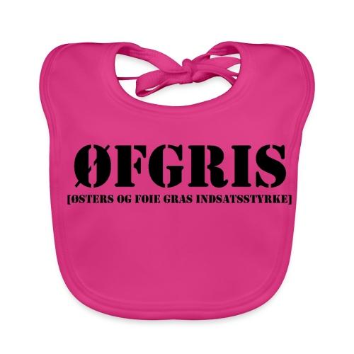ØFGRIS - Bestsellere - Baby økologisk hagesmæk