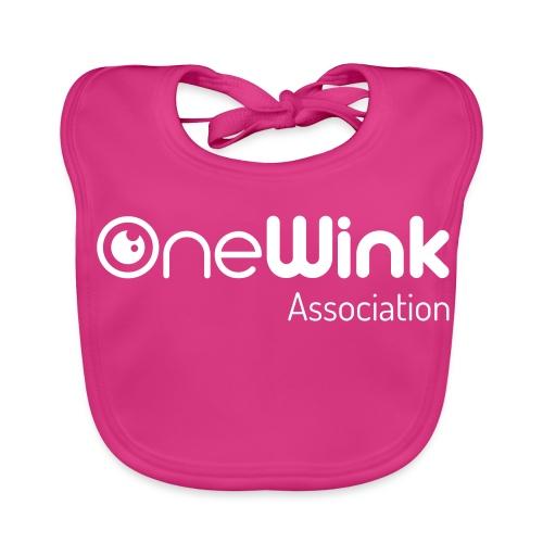 OneWink Association - Bavoir bio Bébé