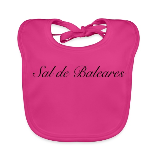 Sal de Baleares Arbeitskleidung - Baby Bio-Lätzchen