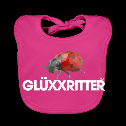 geweihbär GLÜXXRITTER - Baby Bio-Lätzchen